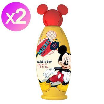 Disney Mickey 經典米奇香氛泡泡浴 350ml*2