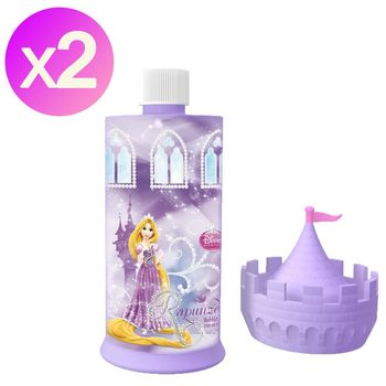 Disney Princess Rapunzel 魔髮樂佩香氛泡泡浴 350ml*2