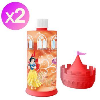 Disney Princess Snow White 白雪公主香氛泡泡浴 350ml*2