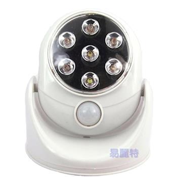 【易麗特】感應式無線LED照明燈/壁燈