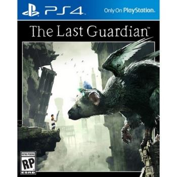 SONY PS4 The Last Guardian -中英文合版