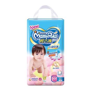 滿意寶寶尿布 輕巧褲女M(42片x4包/箱)