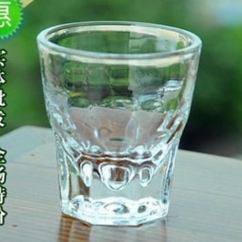 [協貿國際]   加厚洋酒杯威士忌杯啤酒杯  5入