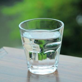 [協貿國際]   玻璃杯八角杯威士忌杯水杯  5入