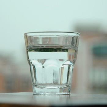 [協貿國際]   鋼化玻璃杯八角杯啤酒杯烈酒杯  5入