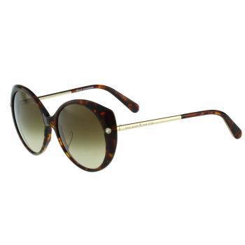 Kate Spade- 復古 太陽眼鏡(琥珀色)