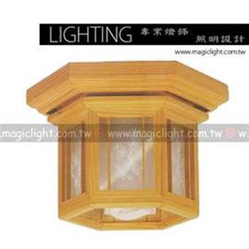 【光的魔法師燈飾網】松葉圖騰和室吸頂燈_單燈,《和室燈》〞BxQ熱賣款