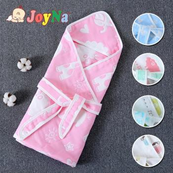 八層透氣紗布嬰兒厚包巾蓋毯