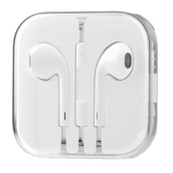 西歐科技 Apple iPhone 時尚立體聲線控麥克風耳機 副廠(買一送一 )
