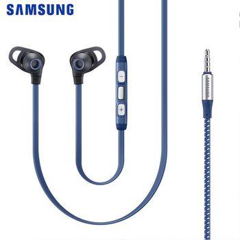 【Samsung】 金屬感有線耳機 (線控麥克風)