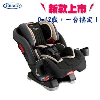 【Graco】0-12歲長效型嬰幼童汽車安全座椅 MILESTONE