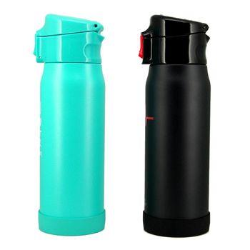 人因康元負離子超輕量保溫瓶保溫杯500ml(2入)