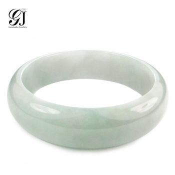 [晉佳珠寶] Gemdealler Jewellery 高貴東方美 天然緬甸A貨 翡翠手鐲