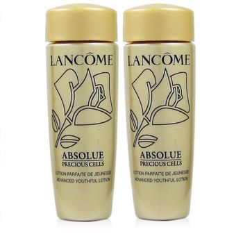 LANCOME 蘭蔻 絕對完美極緻活化柔膚露 15mlx2入贈專櫃隨機化妝包