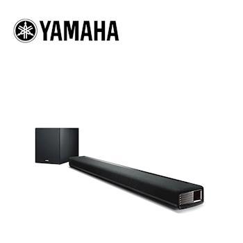 【YAMAHA】前置環繞劇院系統YAS-706