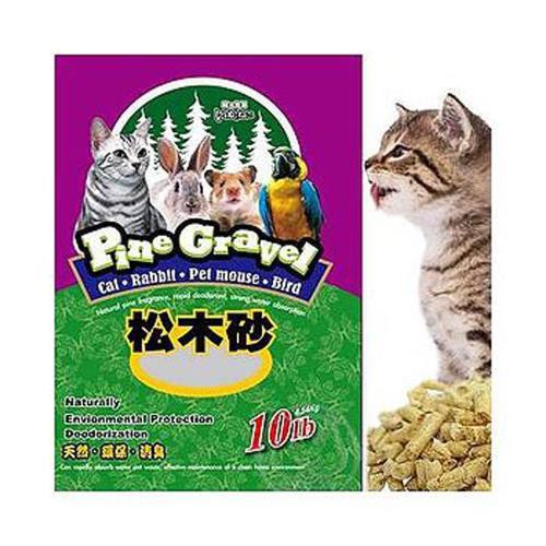 【寵物物語】松木砂-10LBx5包