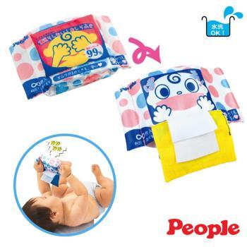 【日本People】新趣味濕紙巾玩具