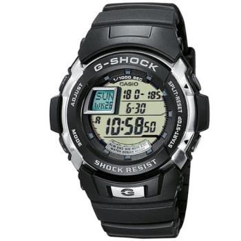 G-SHOCK 特殊型男摩托車風格運動腕錶 G-7700-1
