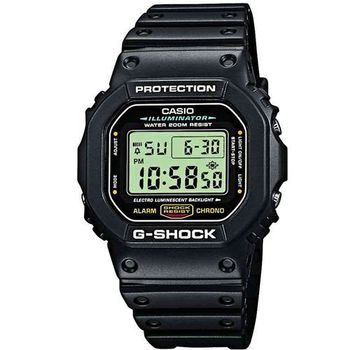 G-SHOCK 超炫潮流經典錶 DW-5600E-1
