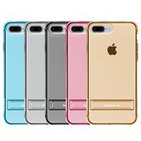 【NILLKIN】Apple iPhone 7 Plus 真采 II 支架軟套