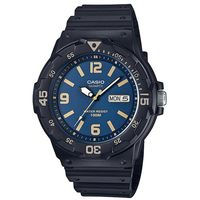 CASIO 潛水風數字指針腕錶 MRW-200H-2B3