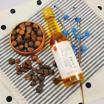 【弘益傳香世家】100%黃金原果初榨苦茶油6入組(220ml/瓶)
