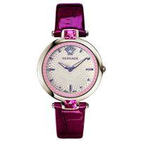 凡賽斯驚艷水晶腕錶