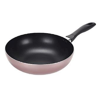 鍋寶金鑽不沾鍋輕鬆樂活組(炒鍋28cm+平底鍋28cm)