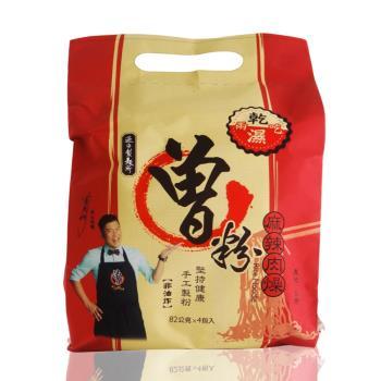 過海製麵所 曾粉(麻辣肉燥)(1袋4包入)*6袋