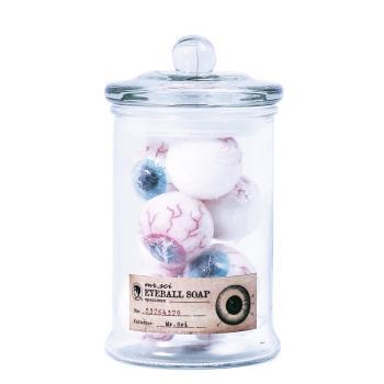 賽先生科學工廠|愛洗泡泡浴的眼球肥皂(寵物版)