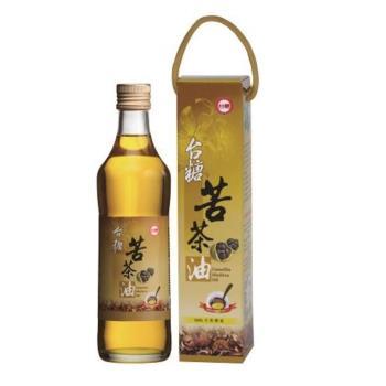 台糖 苦茶油 2瓶(500ml/瓶)