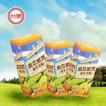 台糖 南瓜纖蔬養生薄餅(120g/盒)