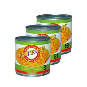 台糖 玉米粒(340g/罐;3罐1組)