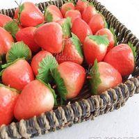 [協貿國際]   仿真迷你小草莓