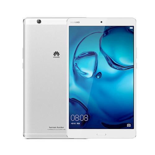 HUAWEI MediaPad M3(4G/32G) 8.4吋旗艦影音平板電腦-贈鋼化貼+原廠自拍桿+原廠藍牙耳機