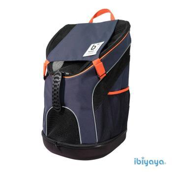 【IBIYAYA依比呀呀】極限輕量寵物後背包-藏青藍(FC1606)