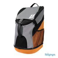 【IBIYAYA依比呀呀】極限輕量寵物後背包-竹炭灰(FC1606)