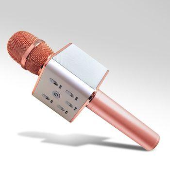 CARSCAM  E068無線藍牙麥克風-玫瑰金 (音質增強版)