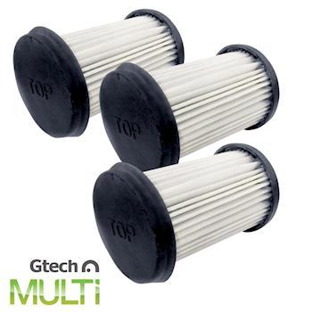 英國 Gtech 小綠 Multi 專用 HEPA 濾網 (三入組)
