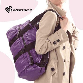 swansea紫魅泡泡旅行包