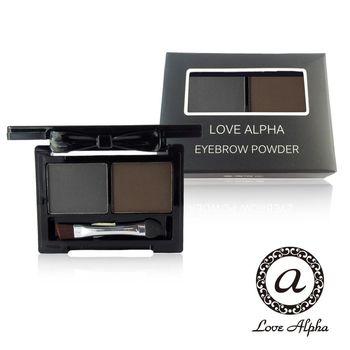 【Love Alpha】防水雙效眉粉