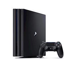SONY PS4 Pro主機CUH-7017系列1TB-極致黑