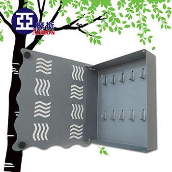 【Amos】工業風鐵板鑰匙盒