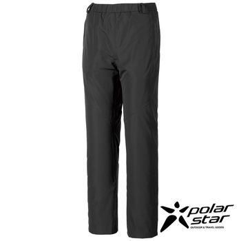 PolarStar 中性防水保暖長褲『黑』P16429 休閒褲│釣魚褲│登山褲│耐磨褲