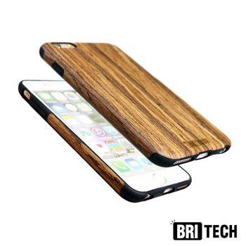 Britech TPU實木紋保護殼-iPhone 6