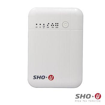 SHO-U育鴻 酷電行動電源12000mAh快充雙向QC2.0