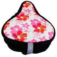 OMAX扶桑花氣墊式座墊套(城市車、淑女車)