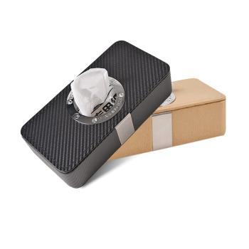 強力磁鐵吸頂面紙盒