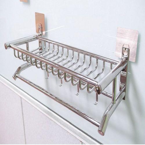 家而適不鏽鋼衛浴精品收納架