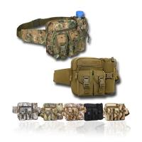 狙擊者新戰術腰包/多功能腰包/分離式軍用水壺腰包
